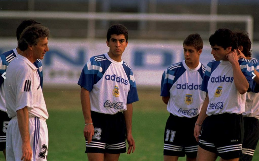 Pablo Aimar U17 World Cup