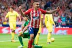 Angel Correa Atletico Madrid La Liga Villarreal