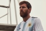 Argentina's 2018 World Cup kit