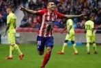 Angel Correa Atletico Madrid