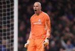 Willy Caballero Argentina Chelsea