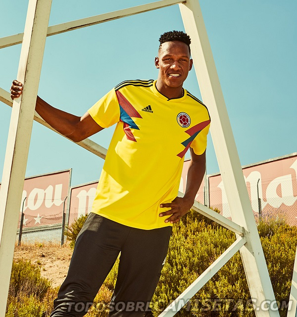 Colombia home kit