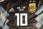 Argentina away shirt World Cup