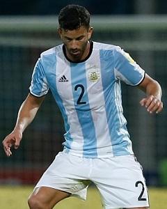 Mateo Musacchio Argentina