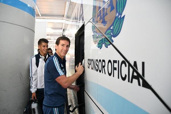 Claudio Ubeda Argentina U20 Coach