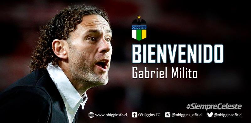 Gabriel Milito O'Higgins