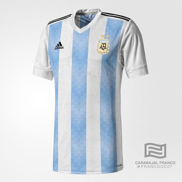 Argentina shirt 2018 World Cup