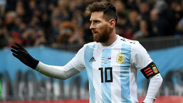 Argentina's 2017 Year in Review: Lionel Messi scored 4 goals for Argentina this year.